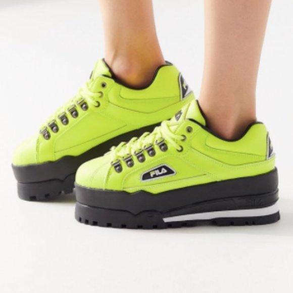 Trailblazer Chunky Platform Sneaker